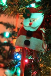 Santa Candy Cane
