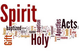 Holy Spirit Gifts
