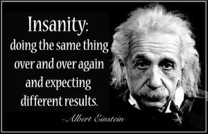 Insanity Einstein