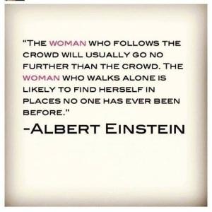 Einstein Women