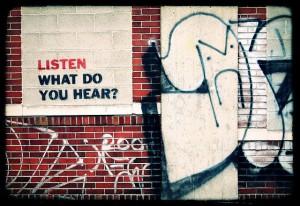 Listen Grafitti