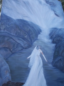The Bride in a River of Life