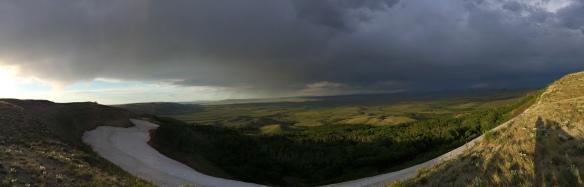 Panorama WY