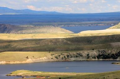 Seminoe Lake